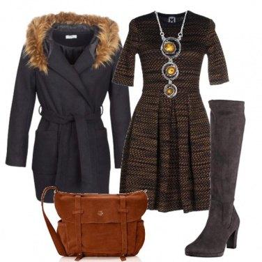 Outfit Vestitino di classe