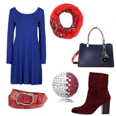 Outfit Luminosità rosse