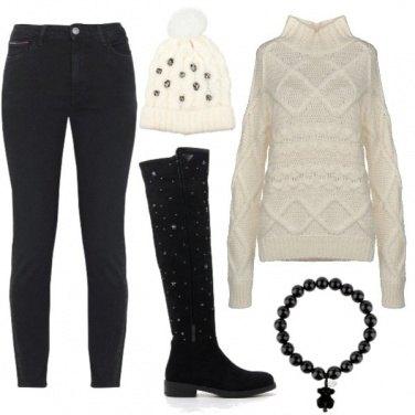 Outfit Un caldo inverno!