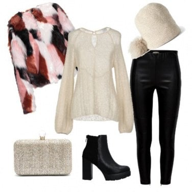 Outfit Rock #4072