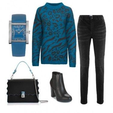Outfit Il maglioncino di tendenza