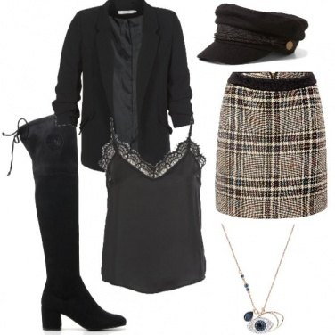Outfit Chic style