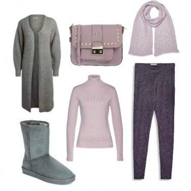 Outfit Comode e calde!