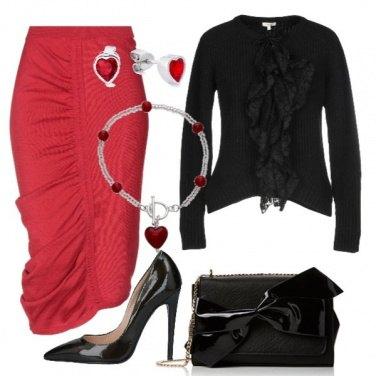 Outfit Buon Natale di cuore
