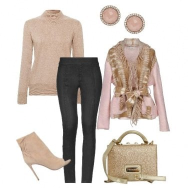 Outfit Natale fashion