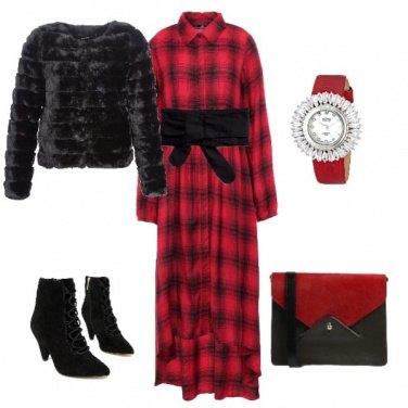 Outfit Capodanno in alta quota