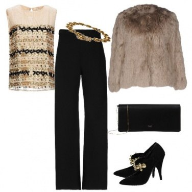 Outfit Chic #18016
