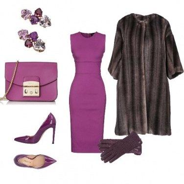 Outfit Capodanno colorato
