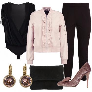 Outfit Sexy e romantica
