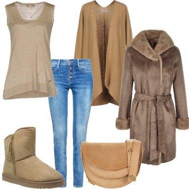 Outfit Passeggiata di shopping