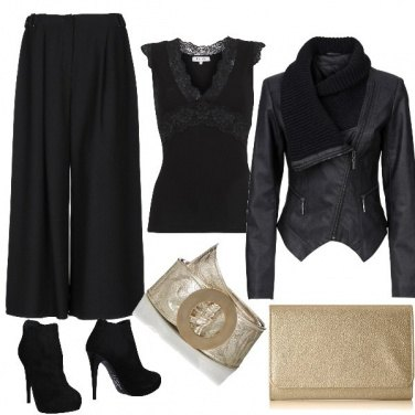 Outfit Cintura chic