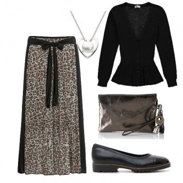 Outfit Gonnellone wow!