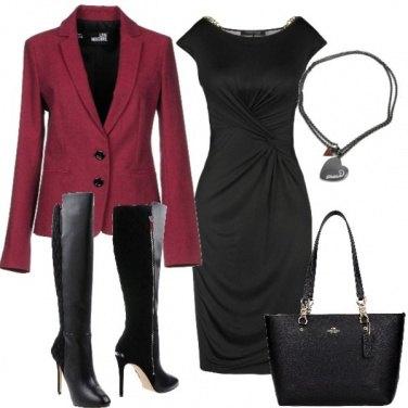 Outfit Evergreen e raffinato