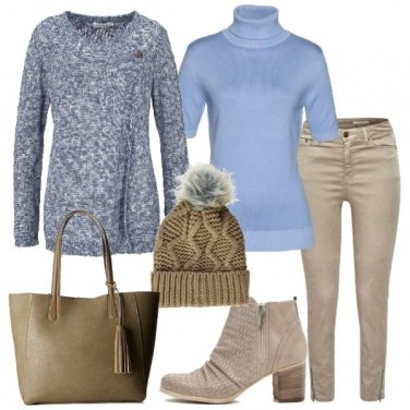 Outfit Pastelli everyday