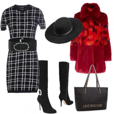 Outfit Per una vigilia scintillante