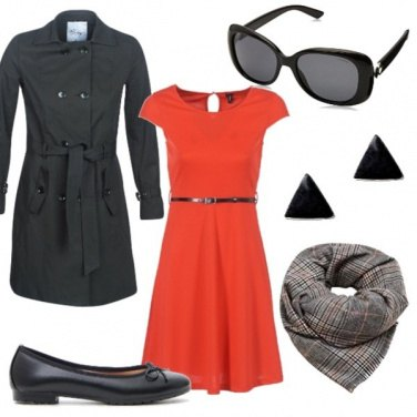 Outfit Urban #9988