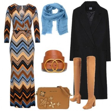 Outfit Etnico #3679