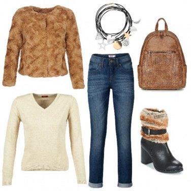 Outfit Quando fuori fa freddo