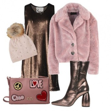 Outfit Capodanno trendy