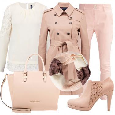 Outfit Tinta pelle