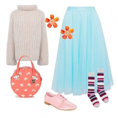 Outfit Purezza d'animo