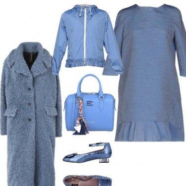 Cappotto I In Per Donna Il Anni Boucle  Outfit Tutti  50 Basic HdR4Bqx45 589e7fcec81