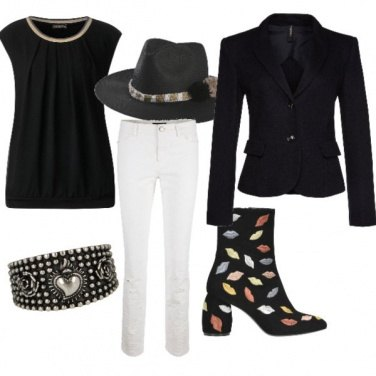 Outfit Kiss style