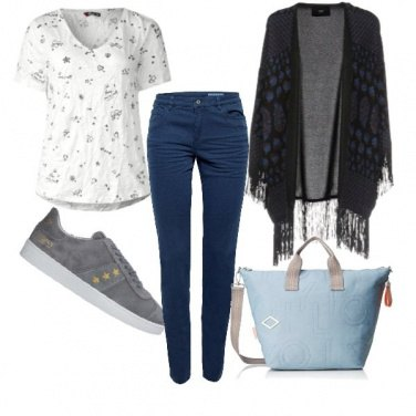 Outfit Cardigan style