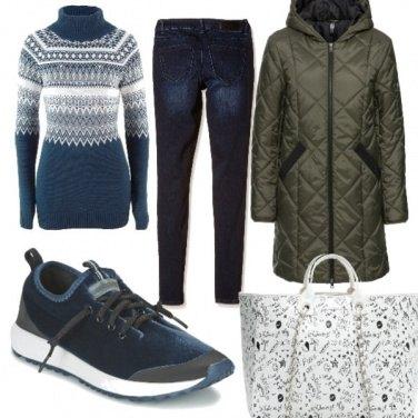 Outfit Uscire per acquisti