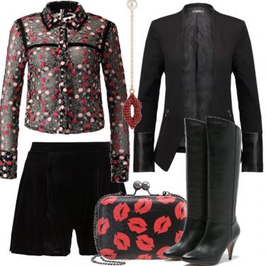 Outfit Baciami a San Valentino