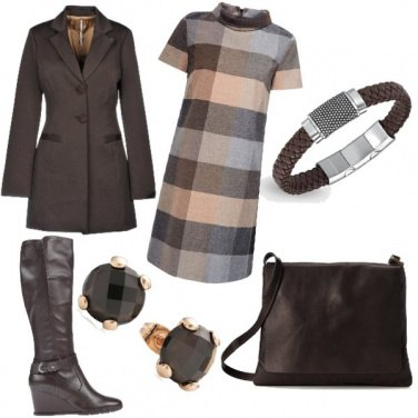 Outfit I love chocolat..