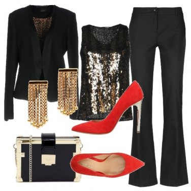 Outfit Happy chic year!