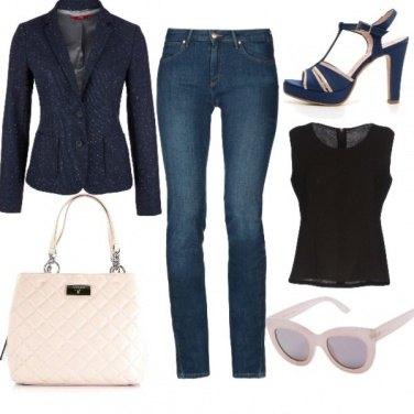 Outfit Rosé