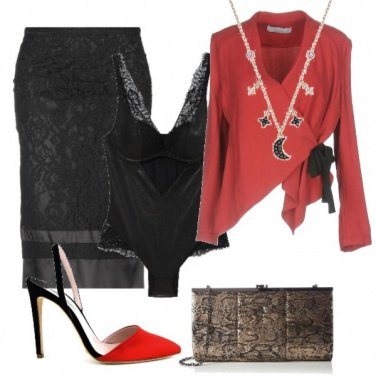 Outfit Nocturne romance