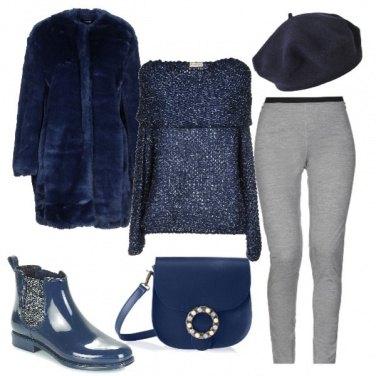Outfit Caldo inverno