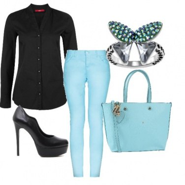 Outfit Flower style
