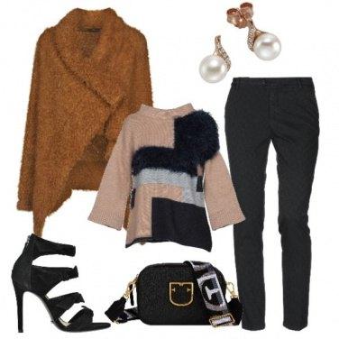Outfit Fashion con Furla