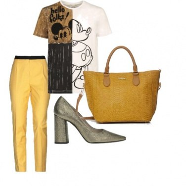 Outfit Urban #10008