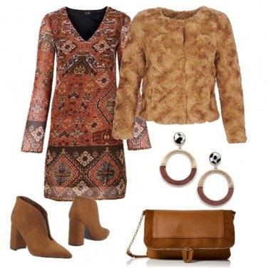 Outfit Camino e vino