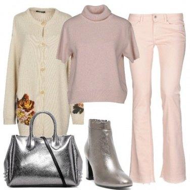 Outfit Soft in ufficio