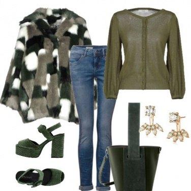Outfit Voglia di verde