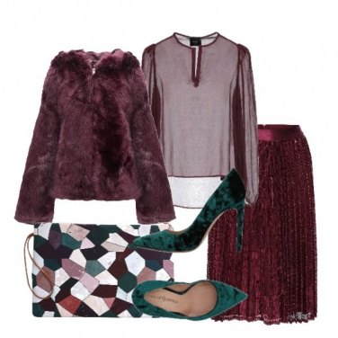 Outfit Sexy per la notte di San Silvestro