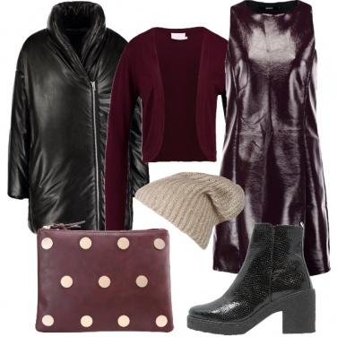 Outfit Vino nero