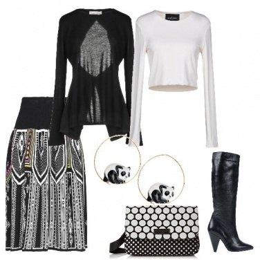 Outfit Laurea invernale
