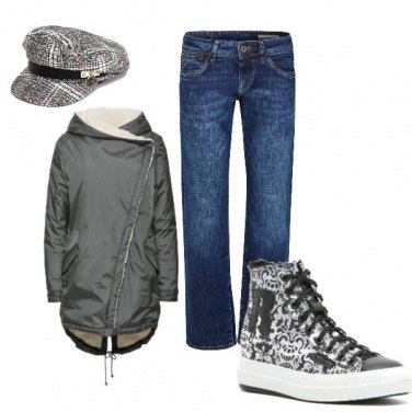 Outfit Urban #10030