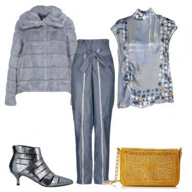 Outfit Non solo toni freddi