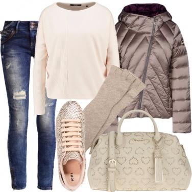 Outfit Cuori invernali