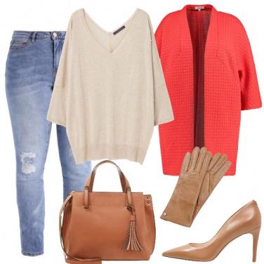 Outfit Guanti e colore