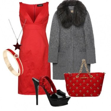 Outfit Natale sex and the city