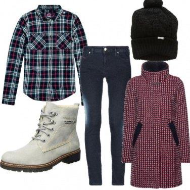 Outfit Camicia boscaiolo